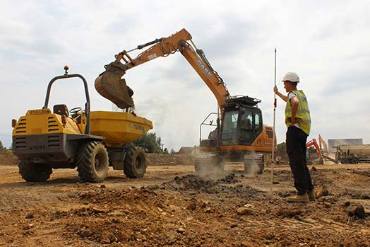 Groundwork and demolition across Cambridgeshire, Essex and Suffolk